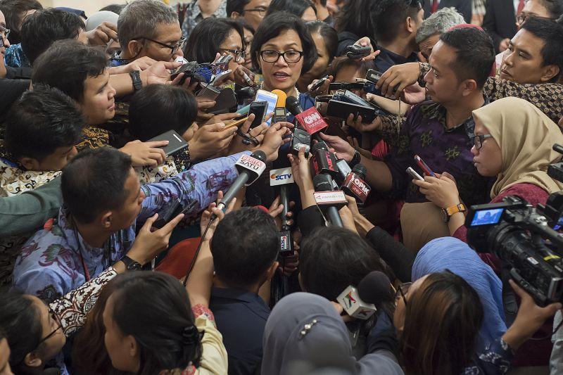 Sri Mulyani: Masyarakat Indonesia Banyak yang Bermental Gratisan
