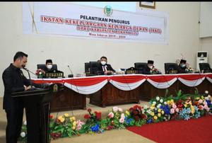 DPRD Rohul Gelar Rapat Paripurna Penyampaian Hasil Reses  Masa Sidang Ke II Tahun 2021
