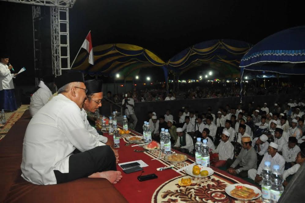 Gubernur Riau Puji Kekompakan Nahdiyin