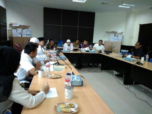 Sistem Penyaluran Zakat Dipertanyakan, Komisi IV Panggil Baznas Inhil