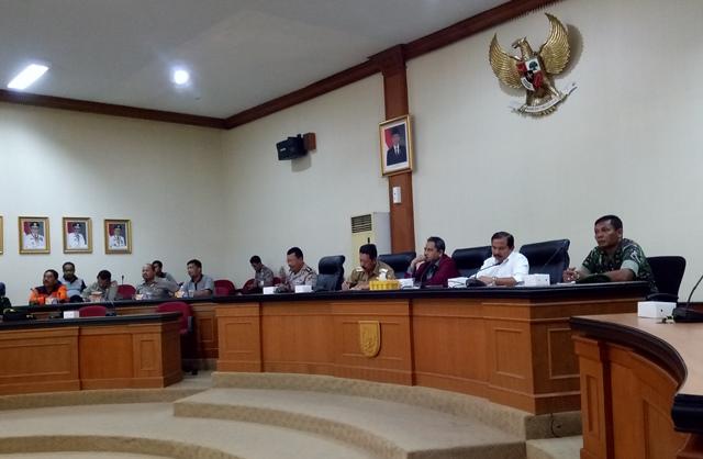 Status Siaga Darurat Karhutla Riau Diperpanjang hingga November 2017