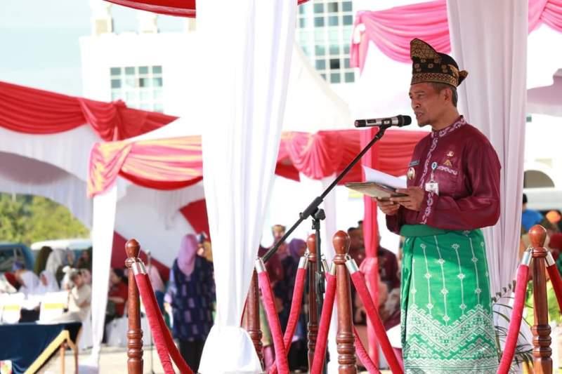 HUT Kota Pekanbaru ke-235, WalikotaAjak Ingat Sejarah