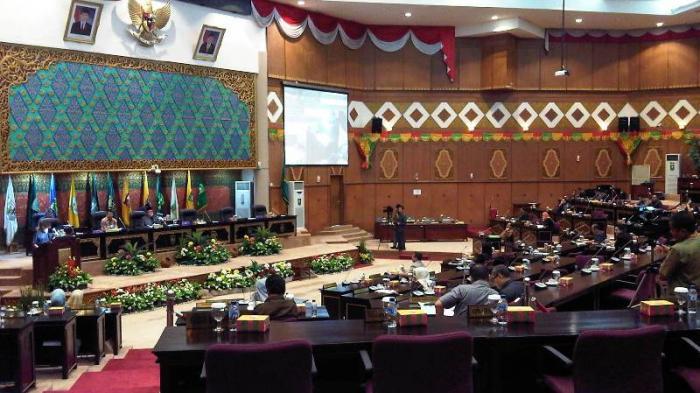 Dirombak, Ini Susunan Keanggotaan Badan Musyawarah dan Badan Anggaran DPRD Riau