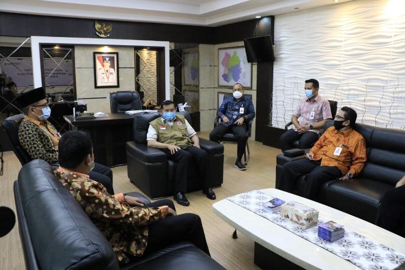 PSBB Tahap II Berakhir, Kasus Covid-19 di Kota Pekanbaru Menurun