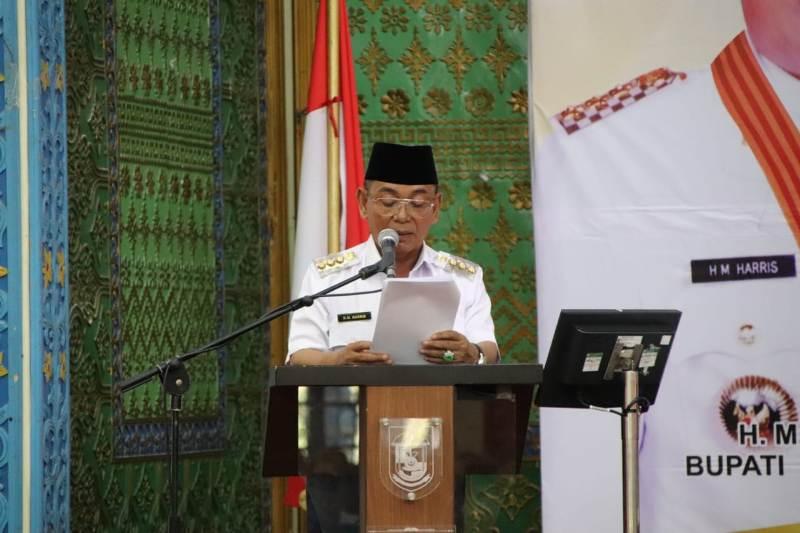 Dibuka Bupati Pelalawan, Pemantapan Inovasi Pembangunan Jadi Tema Musrenbang RKPD 2021