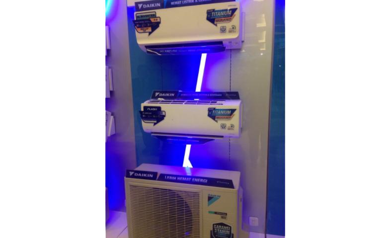PT Daikin Airconditioning Indonesia Perkenalkan Produk AC Terbaru