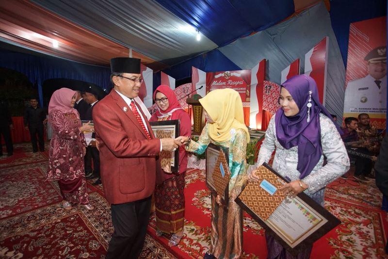 Bupati Wardan: Kemerdekaan, Sebuah Anugerah Bagi Bangsa Indonesia