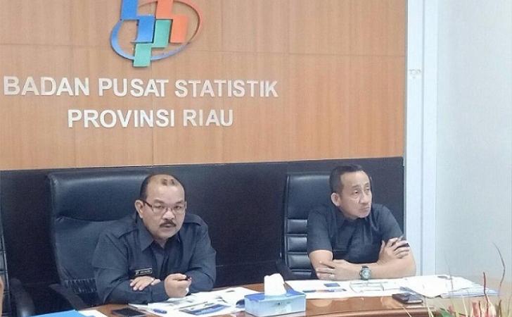 BPS Riau: Februari 2018 Terjadi Deflasi sebesar 0,27 Persen
