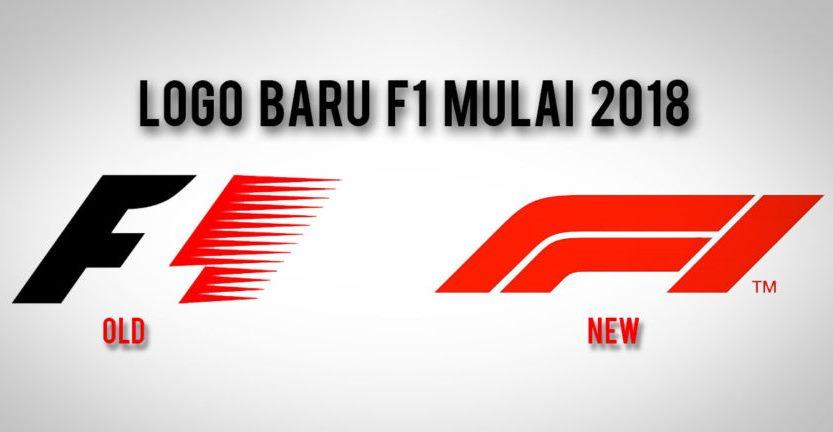 Setelah 23 Tahun Lamanya, Logo F1 Akhirnya Berubah Jadi Lebih Kekinian
