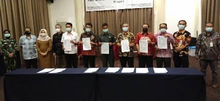 Bupati Rohul H. Sukiman Berkomitmen dan Bertekad Menyelesaikan Tapal Batas Daerah Rohul-Kampar