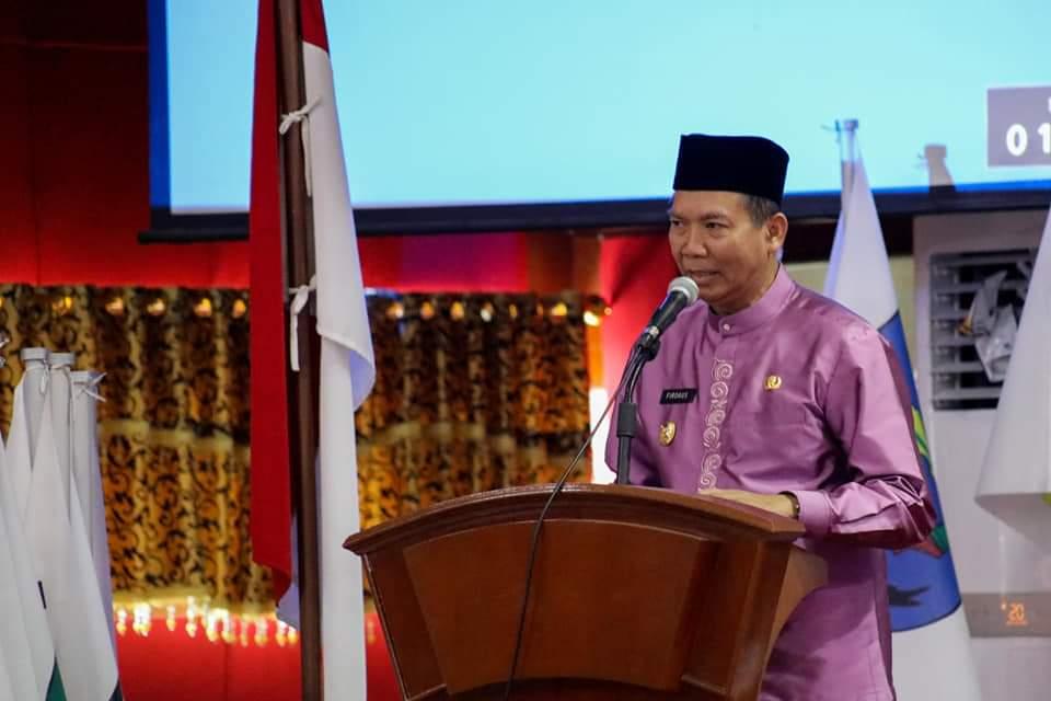 Diikuti Wali Kota Pekanbaru, APEKSI Wilayah I Tindaklanjuti Instruksi Presiden Soal Covid-19