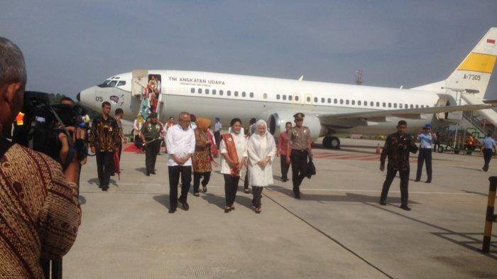 Ke Riau, Ini Agenda Lengkap Kegiatan Iriana Jokowi dan Rombongan