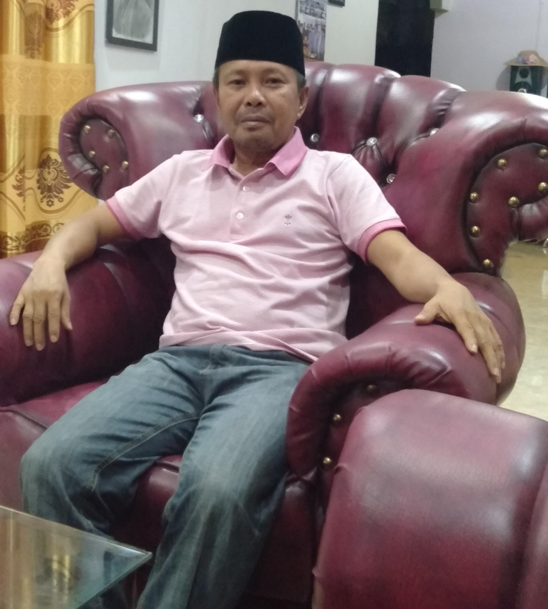 Sebelum Menjadi Anggota DPRD Kuansing, Mustafa Saililah Jabat Kepala Desa Dua Periode