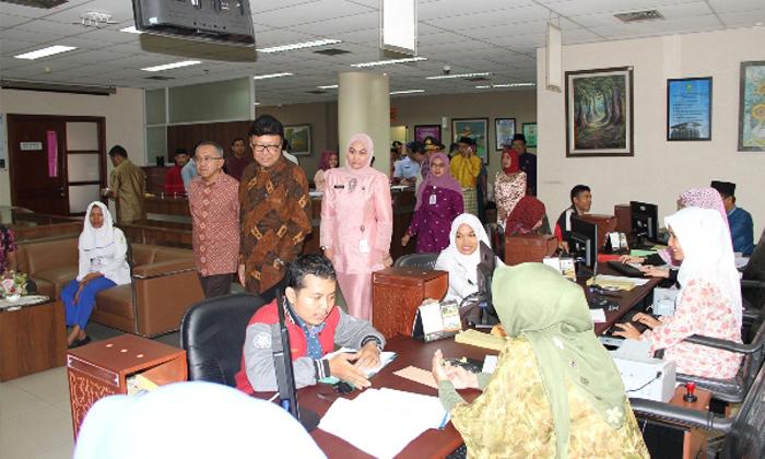 Optimalisasi Investasi di Riau Melalui Pelayanan Terpadu Satu Pintu