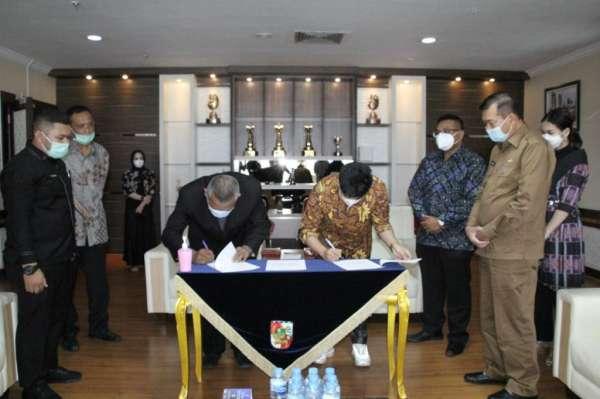 Pengelolaan Limbah Medis Pekanbaru Dilirik Perusahaan Asal Bandung