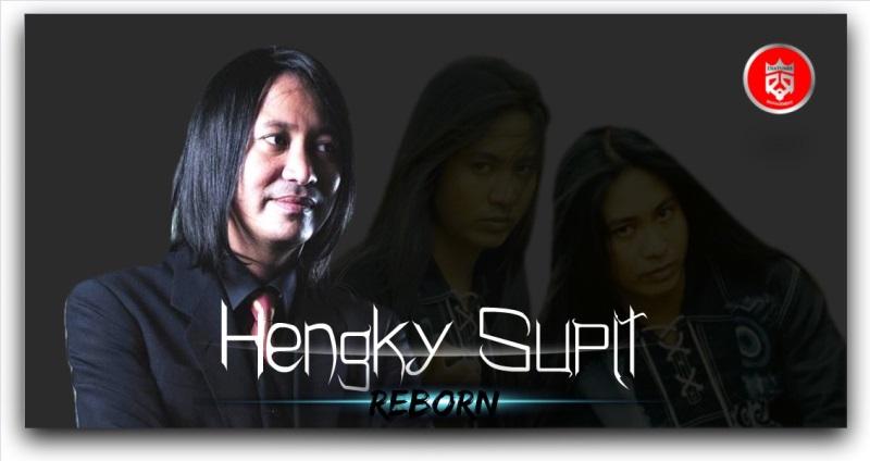 Rocker Legendaris Indonesia 'Hengky Supit' Rilis Album Sepayung Berdua