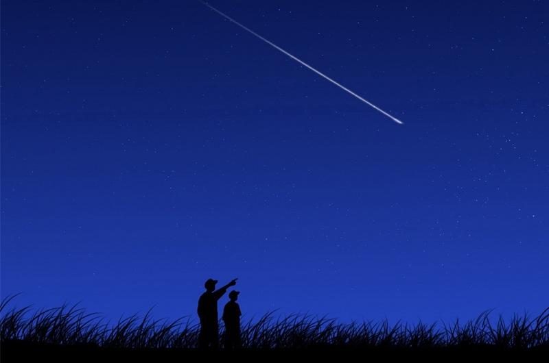 Benarkah Bintang Jatuh Bisa Mengabulkan Doa? Ini Penjelasannya Menurut Islam