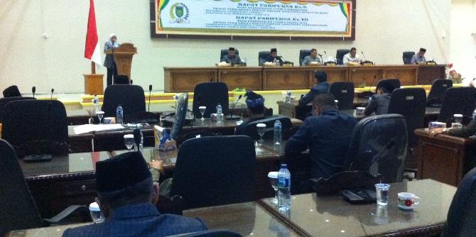 Pansus II DPRD Inhil: Pengelolaan BMD yang Baik Cerminkan Pengelolaan Keuangan Daerah
