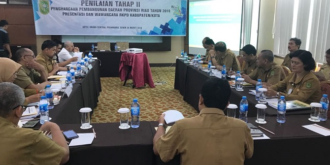 DPRD Inhil Minta Disdukcapil dan KPU Sinkronkan Data Penduduk dengan DPS