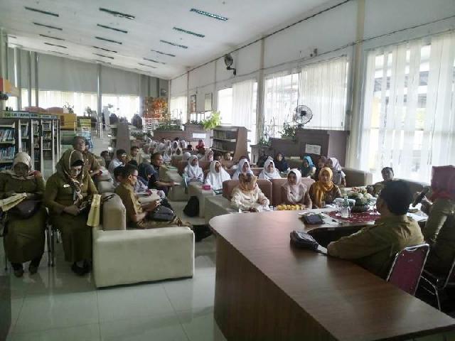 Dinas Perpustakaan dan Arsip Kabupaten Siak Fasilitasi Pelatihan Literasi Budaya