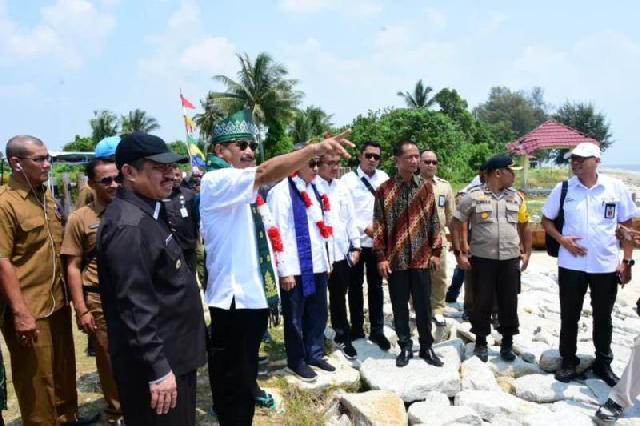 Menpar Arief Yahya Kepincut dengan Pesona Pulau Rupat