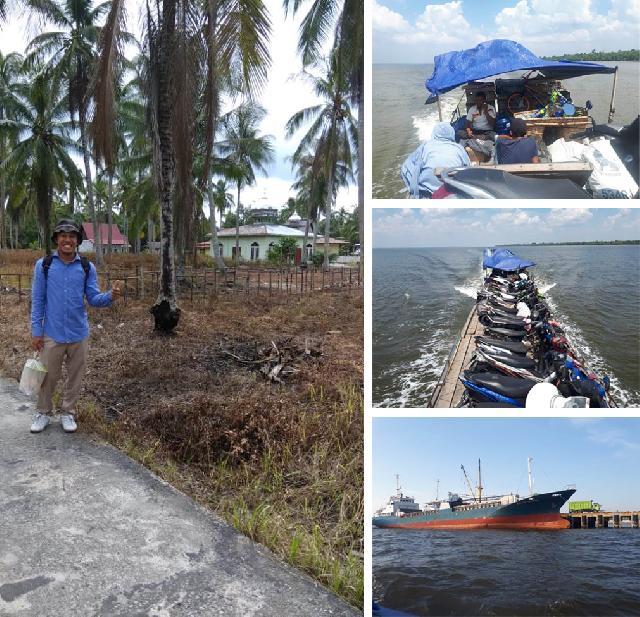 Teluk Lanus, Siak